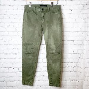 J Brand | Ginger Midrise Jungle Utility Pant